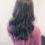 【2020夏ヘアカラー】暗めシルバーブルージュで髪の赤みを徹底的に除去!